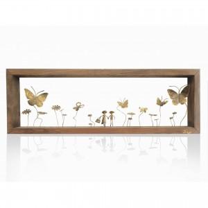 Wall frame with theme - walk Handmade decorations