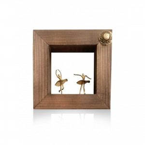 Wall frame with theme - ballet
