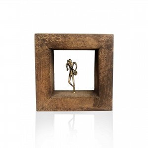 """Collective wall frame """"saxophone"""""""