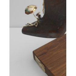 Βeach on the last shoe