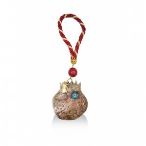 Christmas ornament - pomegranate