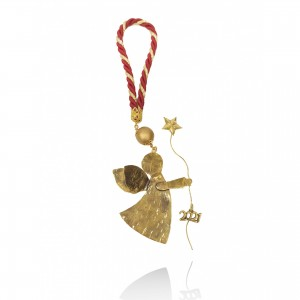 Christmas decorations-little angel-cord Christmas presents