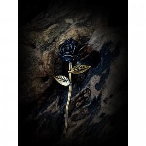 "Women's pin ""rose"" jewelry"