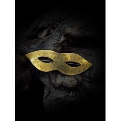 Bronze pin  - mask