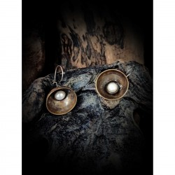 Bowl - earrings