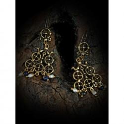 Byzantine - earrings