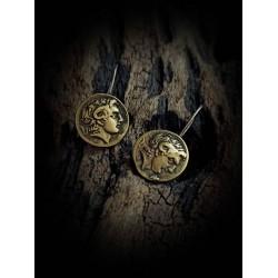 Earrings - Alexander the Great