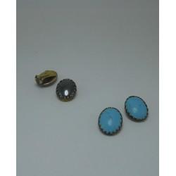 Clip - earrings