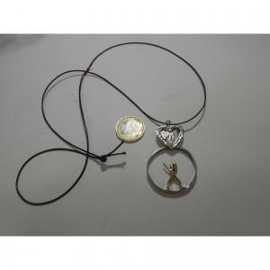 "Bronze ""heart"" pendant Pendant"