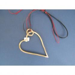 Pendant - heart N3