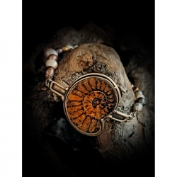 Bracelet - Ammonite