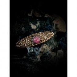Rubilitis - brooch