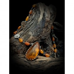 Baltic Amber - Necklace