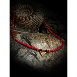 Pyramid - necklace