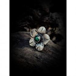 Large ring - daisy