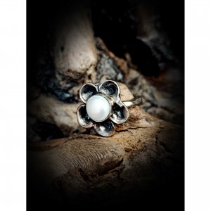 """Ring female """"spring"""" jewelry"""