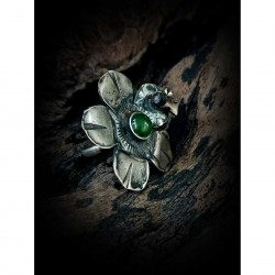 Flower ring Bird