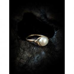 Pearl ring N2