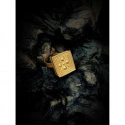 Antique ring - gold K22