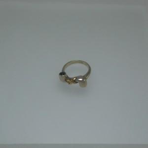 "Women's ""cross"" ring jewelry"
