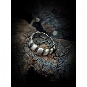 "Ring ""wedding ribbed"" jewelry"