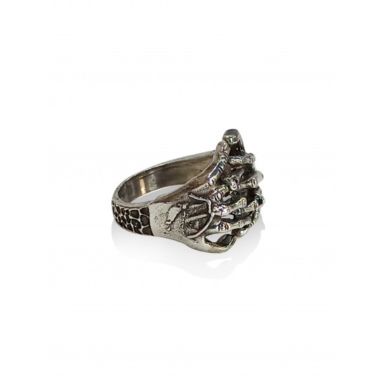Men's gothic ring