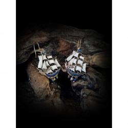 Earrings - galleon