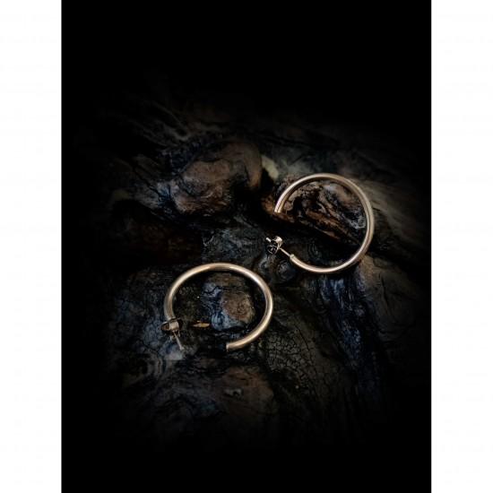 Earrings - rings