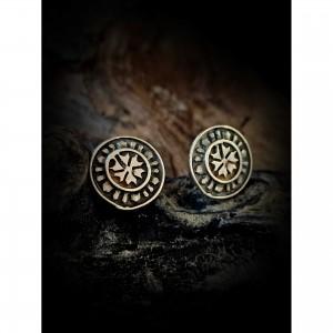 Women's earrings (Byzantine) jewelry