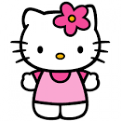 Candle Hello Kitty