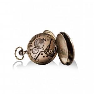 GENIE Swiss Made pocket watch of 1896. men's gift