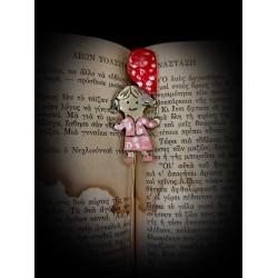 Bookmark - girl
