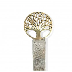 """""""Tree of life"""" paper cutter"""