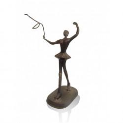 Brass - ballet girl