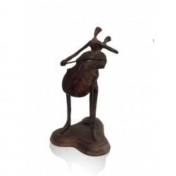 Brass musician.