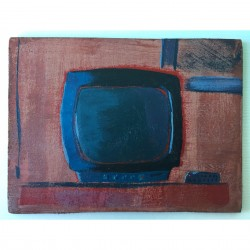 Painting - TV